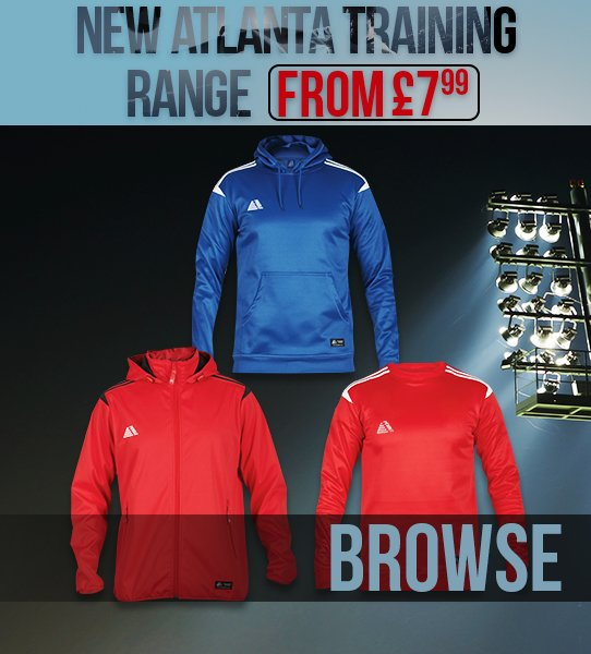 New Atlanta Training Range - cheap football kits