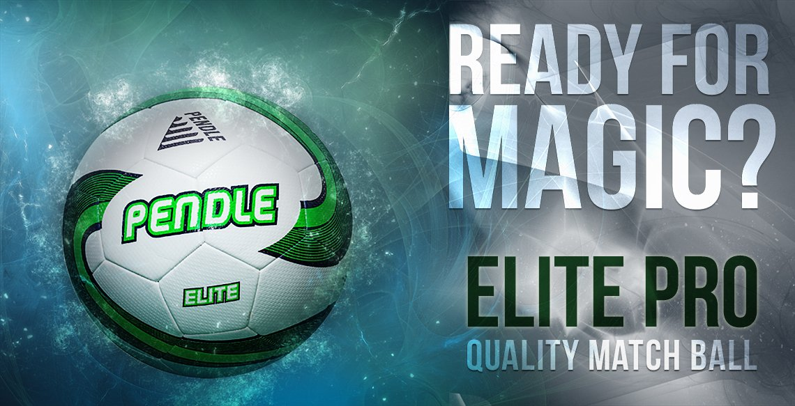 Elite Pro - quality match ball only at footballkit.co.uk