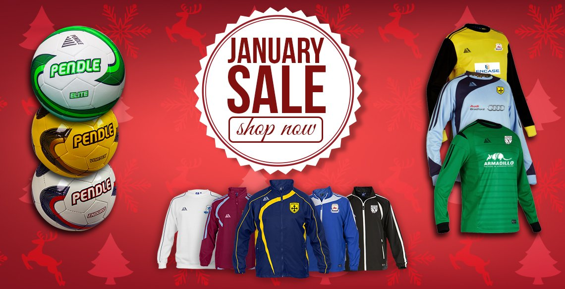 January Sale is now ON