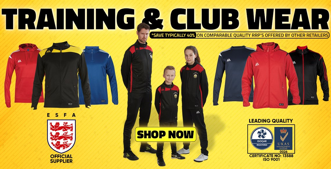 Pendle Training Wear