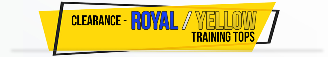 royal yellow banner