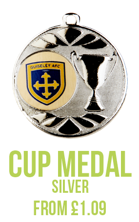 Cup Medal Silver